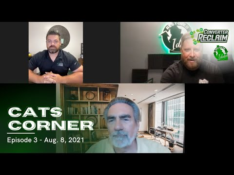 Cats Corner Episode #3 With Pete Thomas, Nick Snyder and Aaron Young