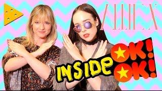 Allie X no Inside OK!OK!