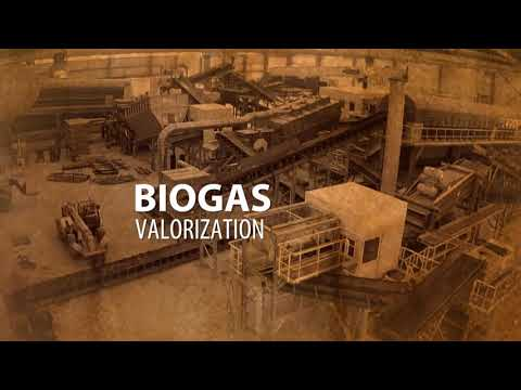 Waste treatment and biogas plant Malta