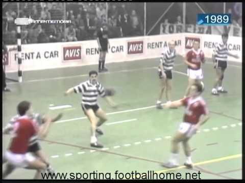 Andebol :: 15J :: Sporting - 19 x Benfica - 18 de 1989/1990