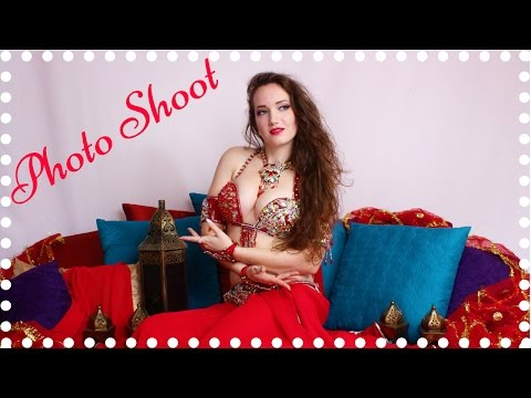 Belly Dance Photo Shoot