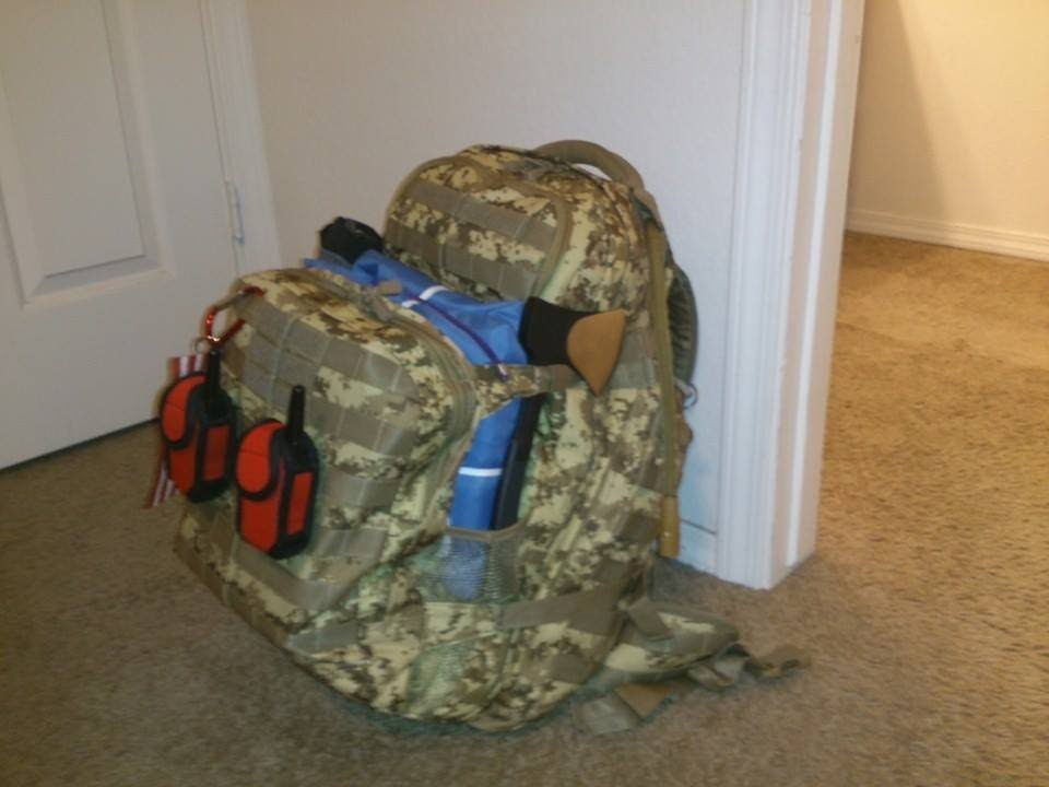 S H T F Bug Out Bag Survival Gear Must Watch 2014