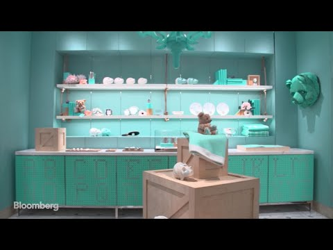 485edb032b The Transformation of Tiffany s Flagship Store. Bloomberg Markets and  Finance