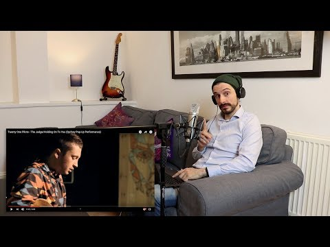 Vocal Coach Reaction - Twenty One Pilots The Judge / Holding On