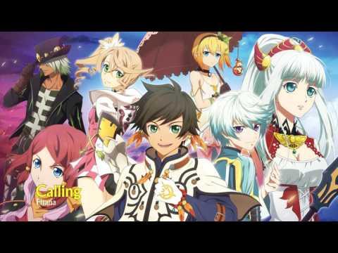 Calling - Fhana [ Tales Of Zestiria: The X ED ] | Full HD