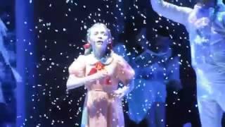 """Мая Егорова """"Молитва снегу"""" отрывок мюзикла """"Баллада о маленьком сердце"""""""