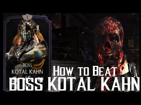 Mortal kombat online q node