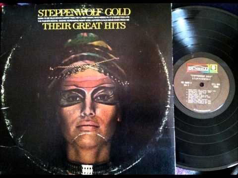 MAGIC CARPET RIDE , STEPPENWOLF , 1971 VINYL LP