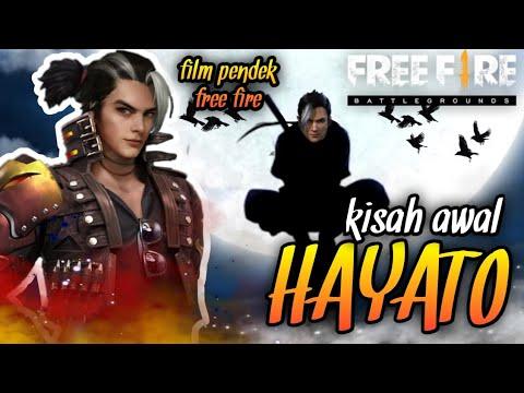 SEDIH! FILM PENDEK FREE FIRE!! KISAH AWAL HAYATO !!