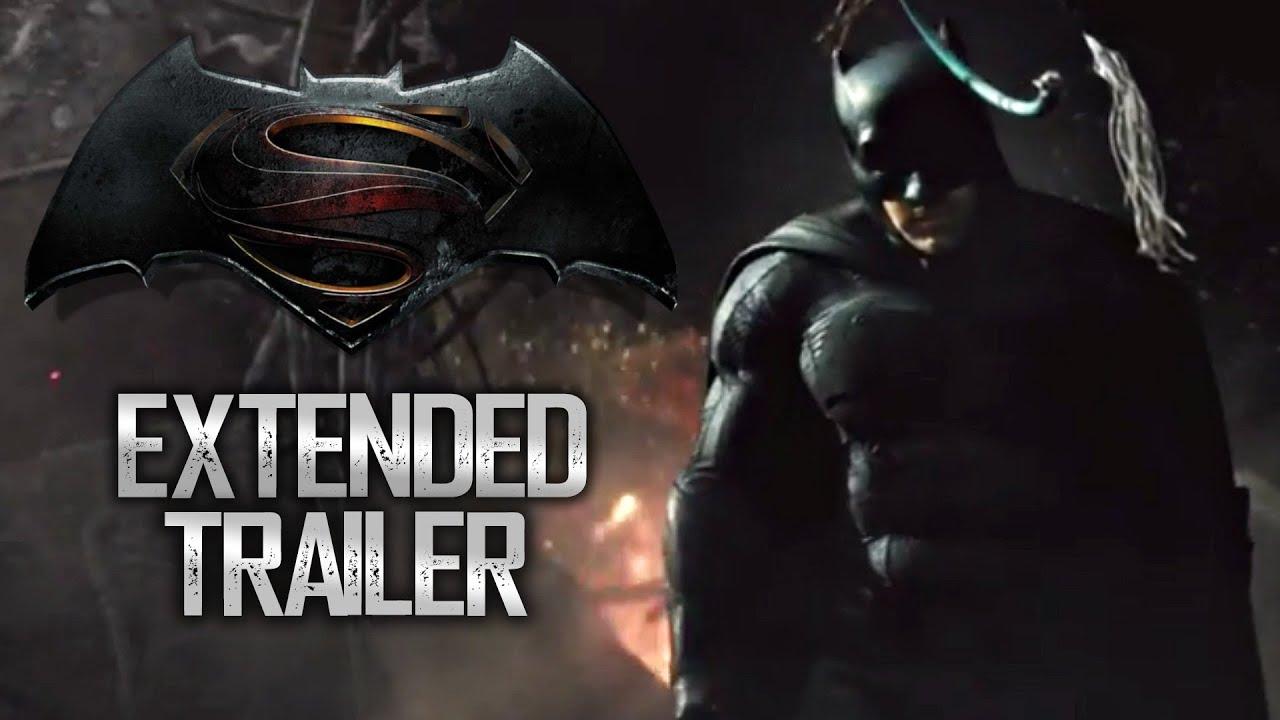 Batman Vs Superman Extended