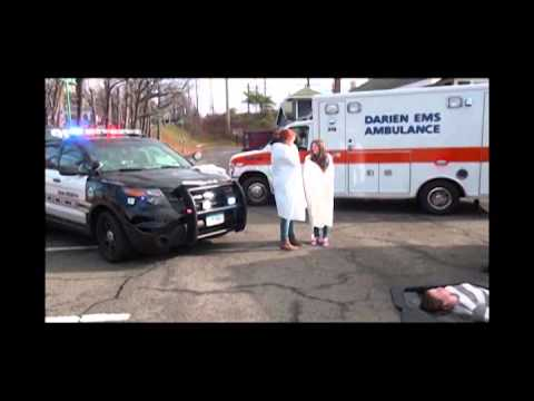 Darien High School - Finalist 2014 DMV Teen Safe Driving Video Contest