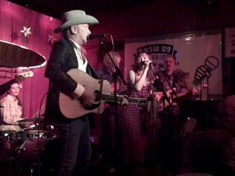Dave Alvin & The Guilty Women - Live @ Continental Club - SxSW 2009 PART 1
