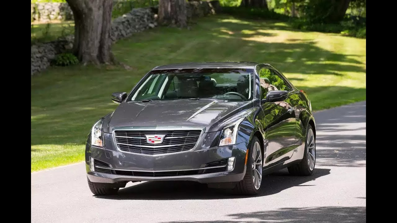 cadillac ats 2018 car review youtube. Black Bedroom Furniture Sets. Home Design Ideas