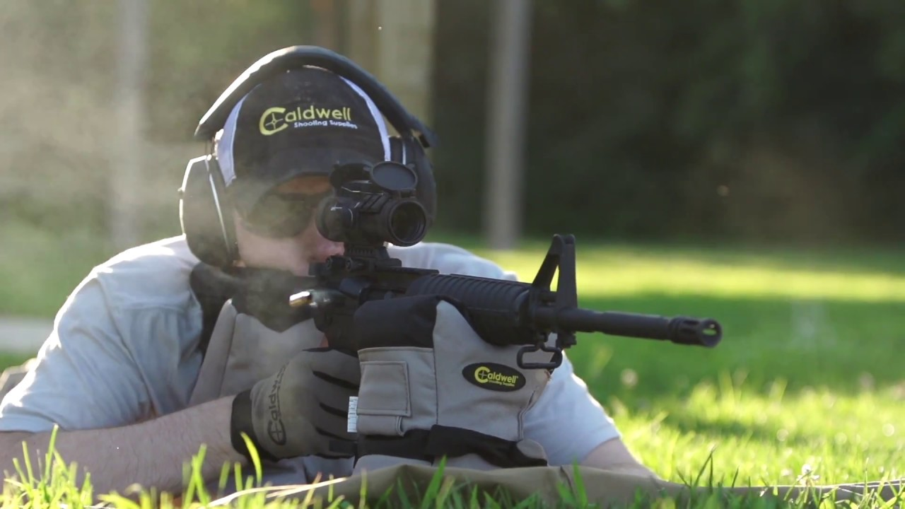 Caldwell® AR DeadShot® Tactical Bag Set - YouTube ef2c78f22b2