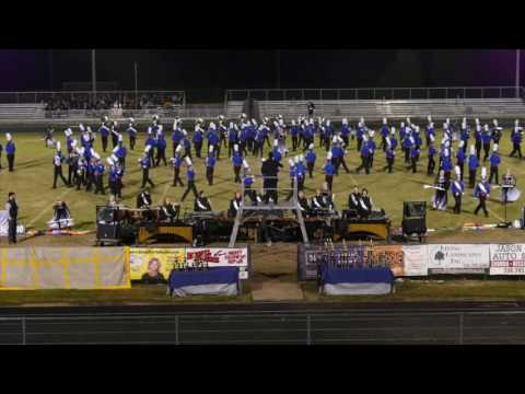 2016 Athens Drive High School Marching Band - Wizards and Warlocks