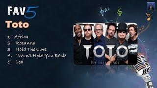 Toto - Fav5 Hits