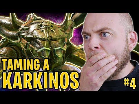 Ark: ABERRATION! - TAMING A KARKINOS!! [#4] |Aberration Gameplay|