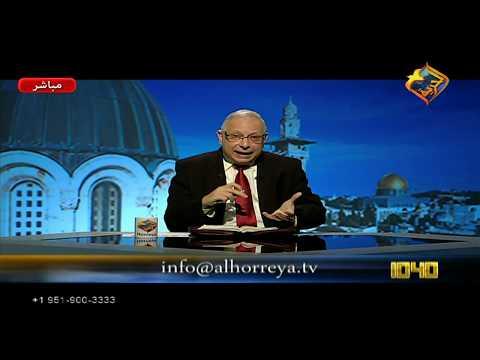 برنامج 10/40 مع د. رأفت وليم استعراض اهم الاحداث مع نهاية عام2017 مع قراءة جديدة لتاريخ القدس