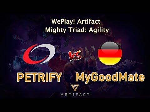 Petrify vs MyGoodMate_ vod