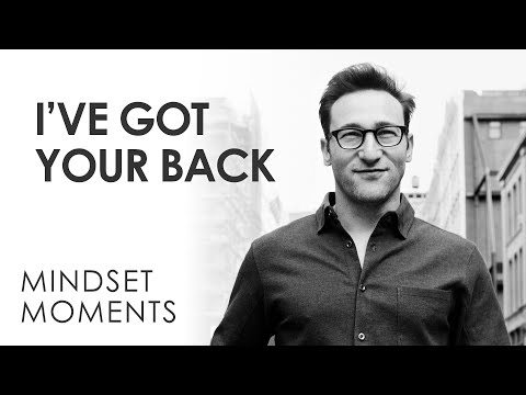 What to Do When You Want to Give Up | Simon Sinek