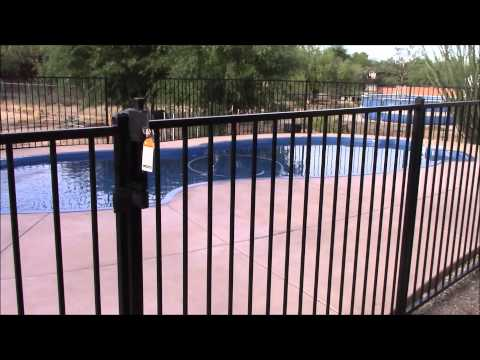 Pool Fencing by Affordable Fence and Gates Inc.