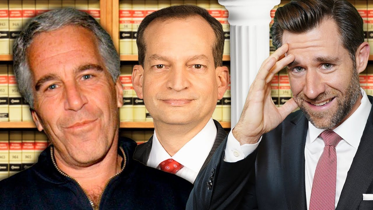 Jeffrey Epstein's Multiple Prosecutions & The Fall of Alex Acosta (Real Law Review) // Lega