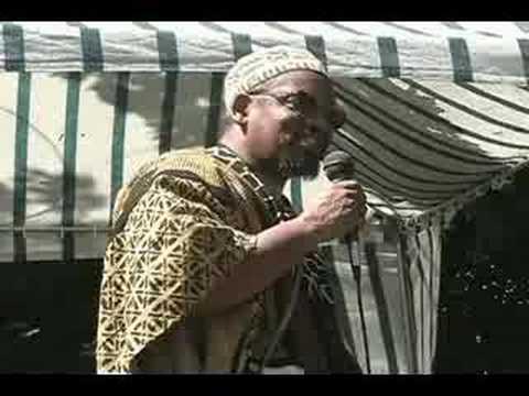 Oloye Ifa Karade Speaks