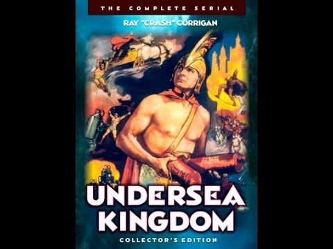 Undersea Kingdom:  Chapter 5-Prisoners Of Atlantis