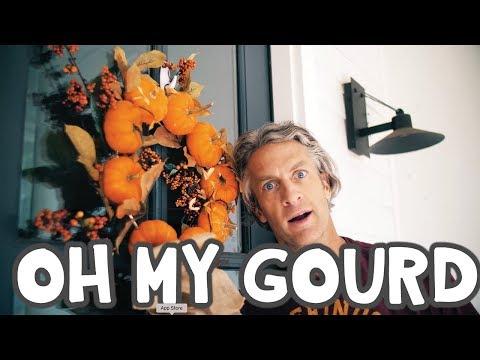 OH MY GOURD: It's Decorative Gourd Season