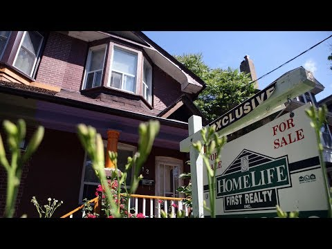 Canada's real estate market slows down