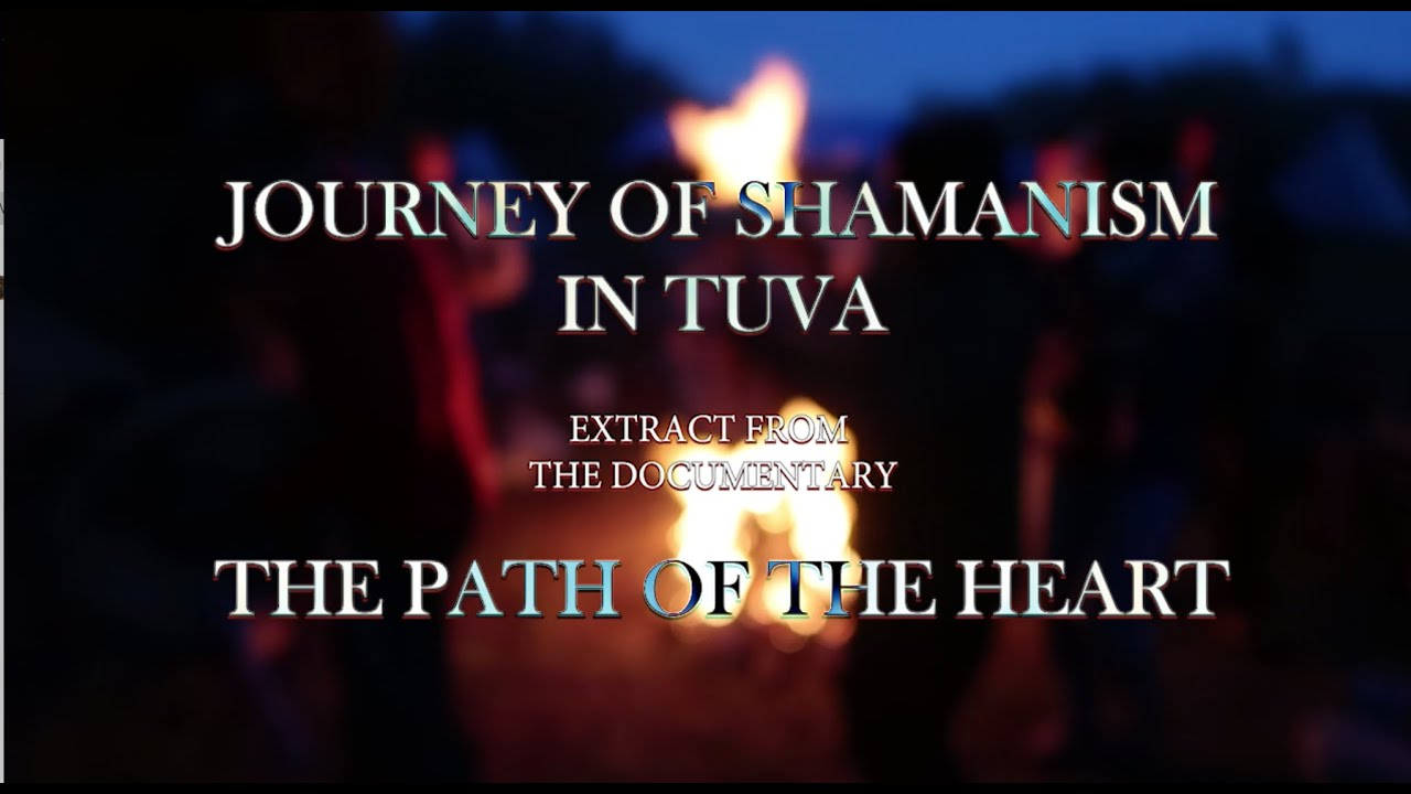 A JOURNEY OF SHAMANISM IN TUVA - by M. Mancuso et M. Drake.