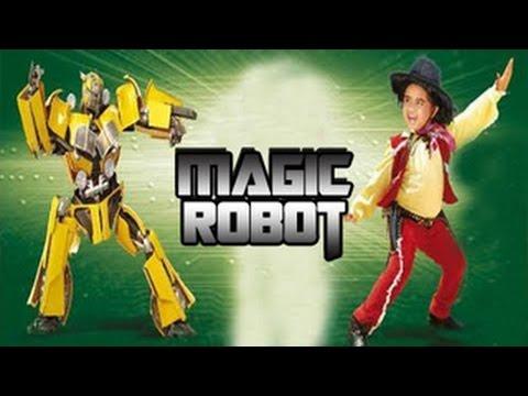 Magic Robot Full Movie Part 1