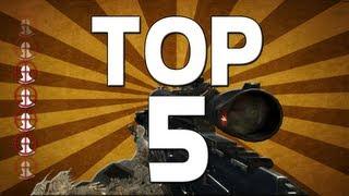 MW3: Top 5 Sniper Plays Episode 21!