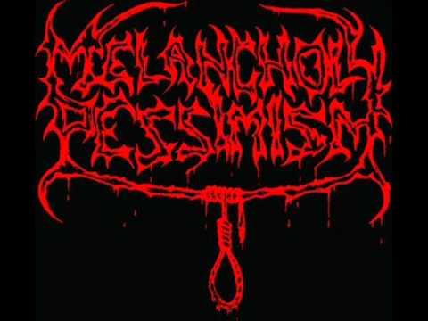 Melancholy Pessimism-Hatred