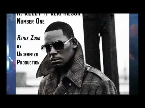 R. Kelly Feat. Keri Hilson - Number One - Remix Zouk Kizomba 2012 [By Underfaya Prod] (UZUSVOL1)