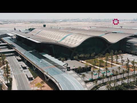 Safety Measures for a safe and contactless journey at Hamad International Airport | Qatar Airways