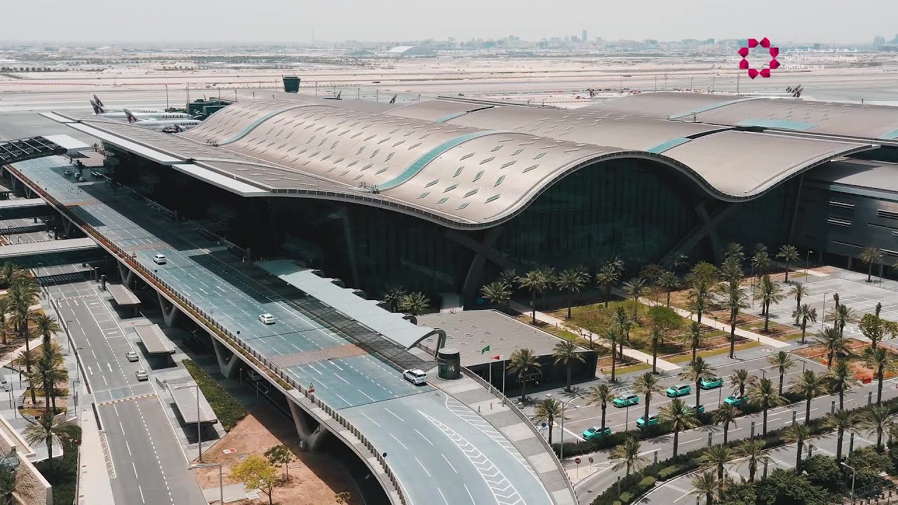 Safety Measures at Hamad International Airport for a safe and contactless journey | Qatar Airways