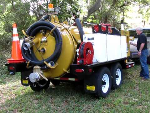 Vac-Tron LP Series Hydro Excavator Training