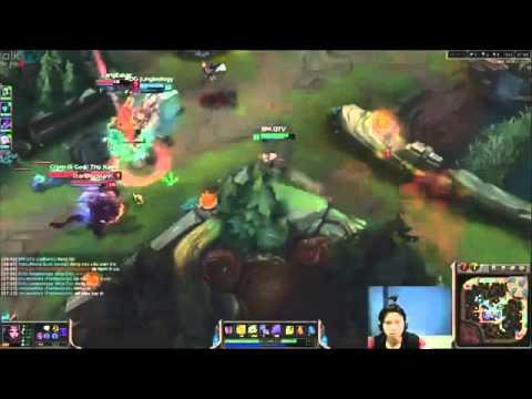 Stream QTV ( 27/05) 3 Game , QTV uc che khi gap tool( game 3 )