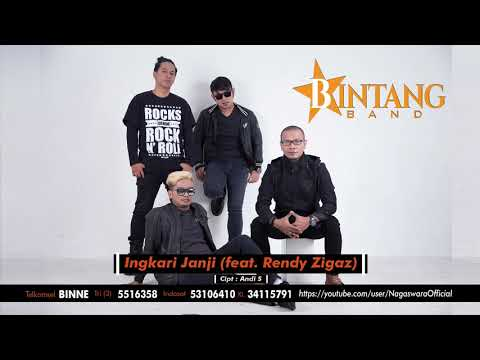 Bintang Band - Ingkari Janji (feat. Rendy Zigaz) (Official Audio Video)