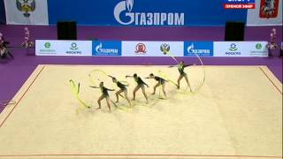 Bulgaria-5 Ribbons-AA-Grand Prix Moscow 2015
