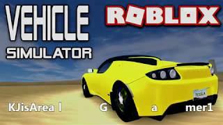 Roblox Vehicle Simulator Pagani Zonda R vs. Chevy Camaro and Bugatti Veyron Xbox One KJisArealGamer1