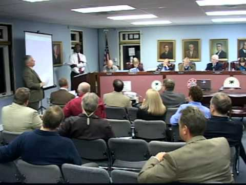 1/18/11, City Council Special Meeting, Isle of Palms, South Carolina