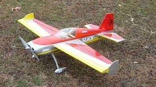 slick 3d 480 arf maiden flight