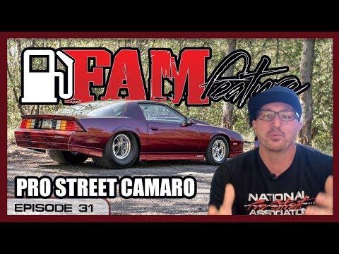 Episode 31: Eugene Mountz's KILLER 1983 Pro Street Camaro