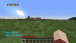 Minecraft Speedrun: Enter the Nether (00:00:42,910) [World Record]