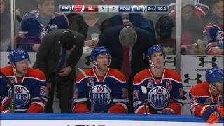 Hall records assist in return to Edmonton
