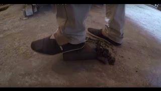 видео Тротуарная плитка вибропрессованная