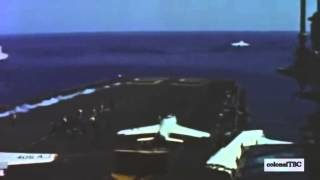 Fighters starting from USS Forrestal (CV-59) - 1962