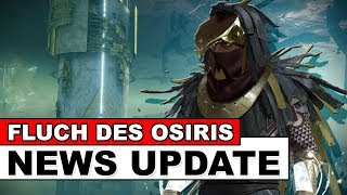 Destiny 2 - OSIRIS DLC • RAID • STORY NEWS | DEUTSCH